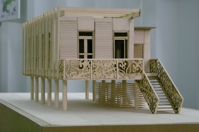 Make A Model Of A House